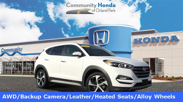 Used 2017 Hyundai Tucson in Orland Park, IL