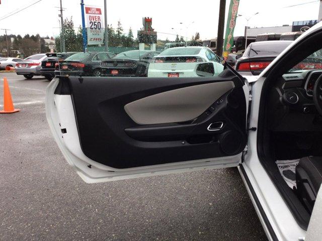 Used 2015 Chevrolet Camaro 2dr Cpe LS w-2LS