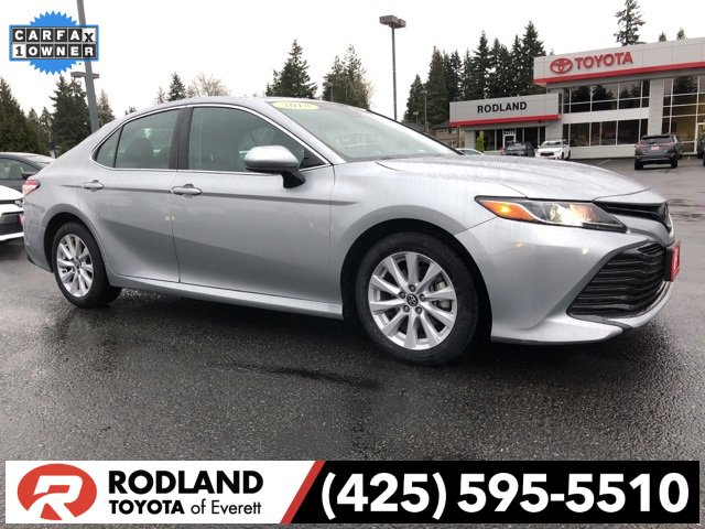 Used 2018 Toyota Camry in Everett, WA
