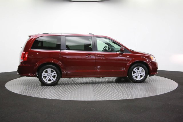 2018 Dodge Grand Caravan for sale 123251 38