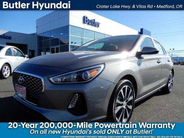 New 2020 Hyundai Elantra GT in Medford, OR