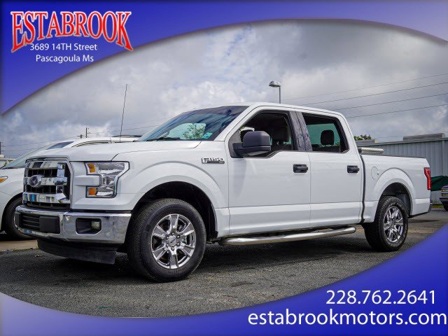 Used 2017 Ford F-150 in Pascagoula, MS