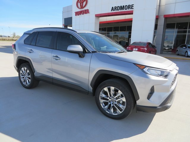 New 2020 Toyota RAV4 in Ardmore, OK