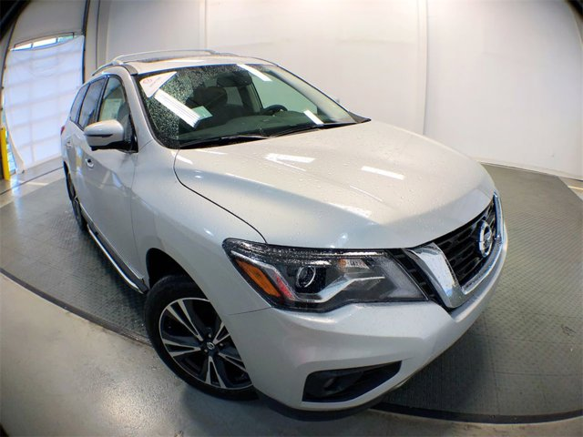 New 2019 Nissan Pathfinder in Gallatin, TN