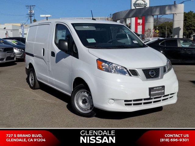 2020 Nissan NV200 Compact Cargo S I4 S Regular Unleaded I-4 2.0 L/122 [1]