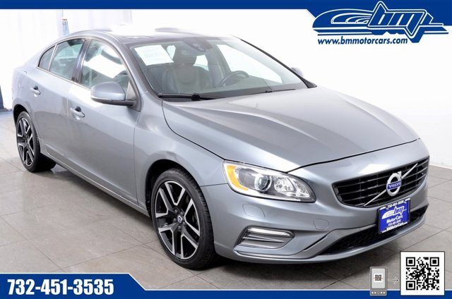 2017 Volvo S60 Dynamic Turbocharged Front Wheel Drive Power Steering ABS 4-Wheel Disc Brakes B