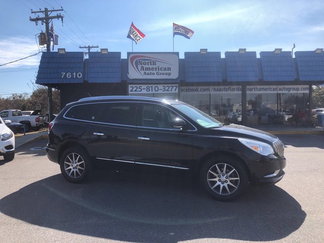 Used 2016 Buick Enclave in Gonzales & Baton Rouge, LA