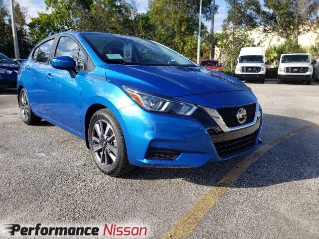New 2020 Nissan Versa in Pompano Beach, FL
