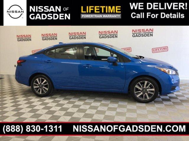 New 2020 Nissan Versa in Gadsden, AL