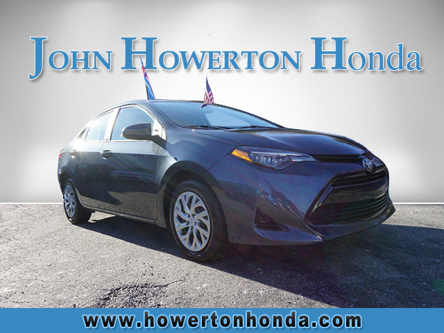 Used 2017 Toyota Corolla in Beckley, WV