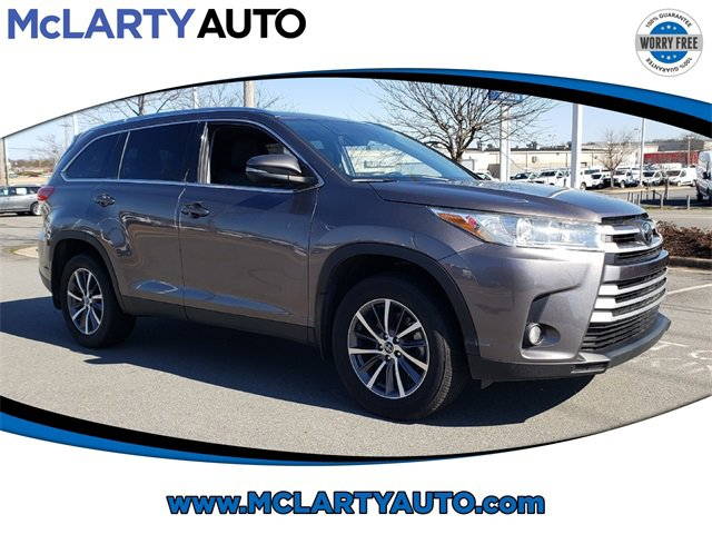 Used 2019 Toyota Highlander in North Little Rock, AR