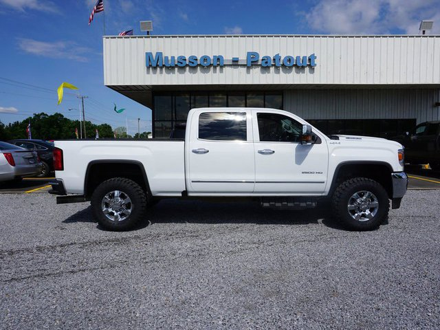 Used 2018 GMC Sierra 2500HD in New Iberia, LA