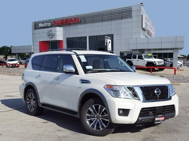 2020 Nissan Armada SL 4x2 SL Regular Unleaded V-8 5.6 L/339 [2]
