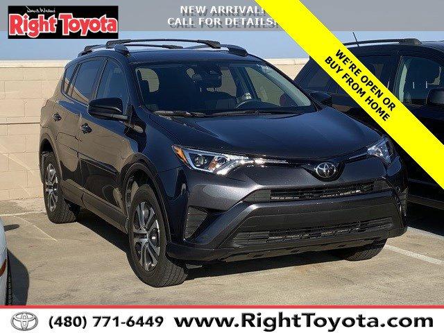 2018 Toyota RAV4 LE LE FWD Regular Unleaded I-4 2.5 L/152 [12]