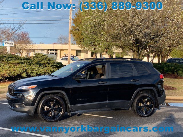 Used 2017 Jeep Cherokee in High Point, NC