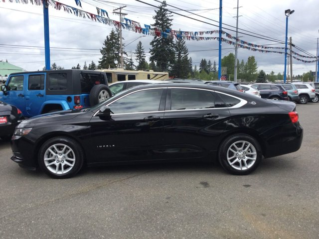 Used 2014 Chevrolet Impala 4dr Sdn LS w-1LS