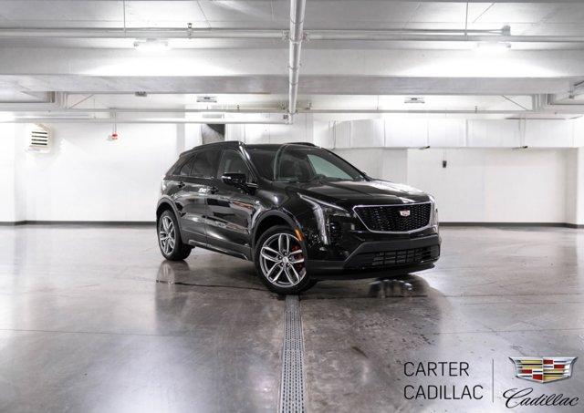 2021 Cadillac XT4 AWD Sport AWD 4dr Sport Turbocharged Gas I4 2.0/ [14]