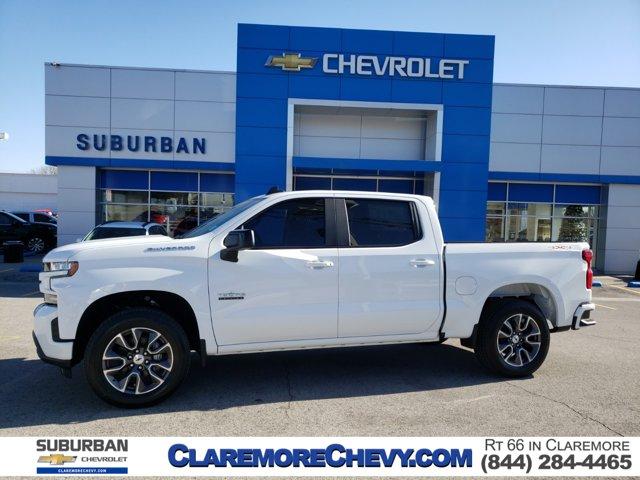 New 2020 Chevrolet Silverado1500 in Claremore, OK