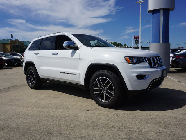Used 2020 Jeep Grand Cherokee in New Iberia, LA