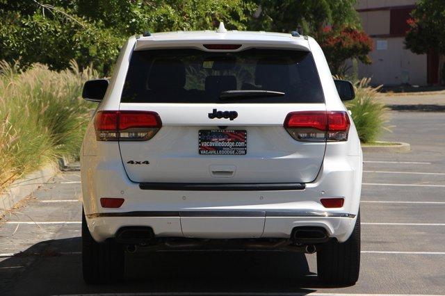 2016 Jeep Grand Cherokee High Altitude 5