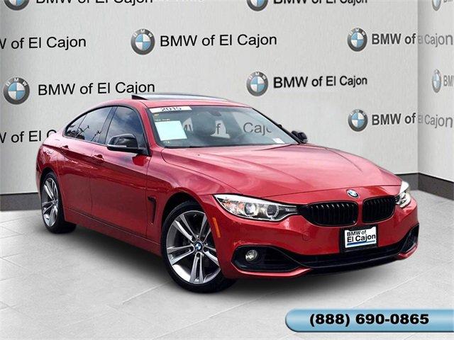 Used 2015 BMW 4 Series in Chula Vista, CA