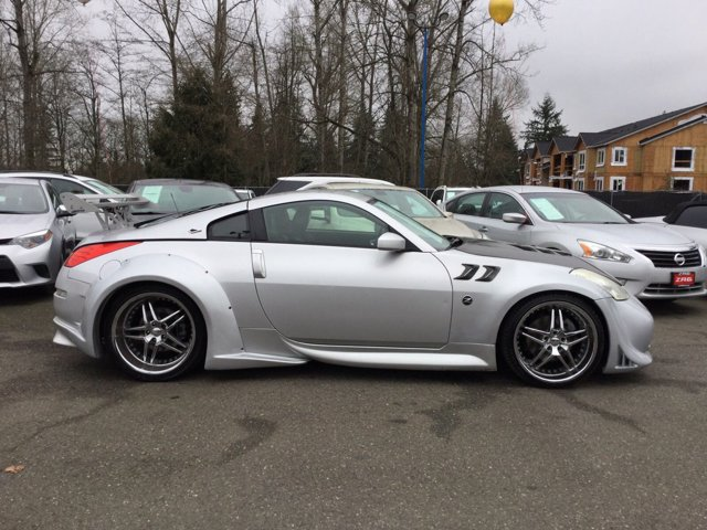 Used 2006 Nissan 350Z 2dr Cpe Touring Auto