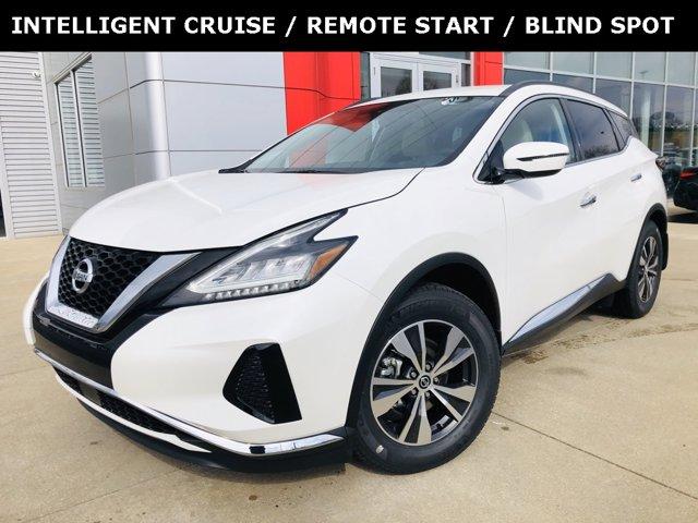 New 2020 Nissan Murano in Jackson, MI