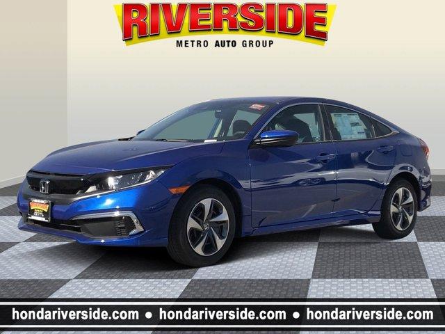 2020 Honda Civic Sedan LX LX CVT Regular Unleaded I-4 2.0 L/122 [18]