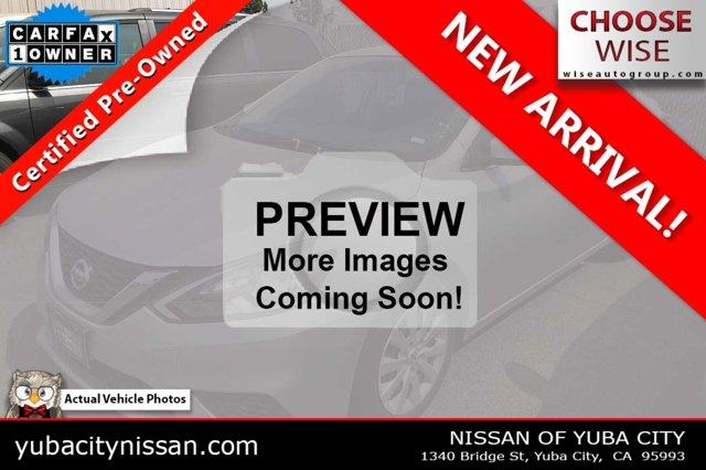 2019 Nissan Sentra S S CVT Regular Unleaded I-4 1.8 L/110 [11]