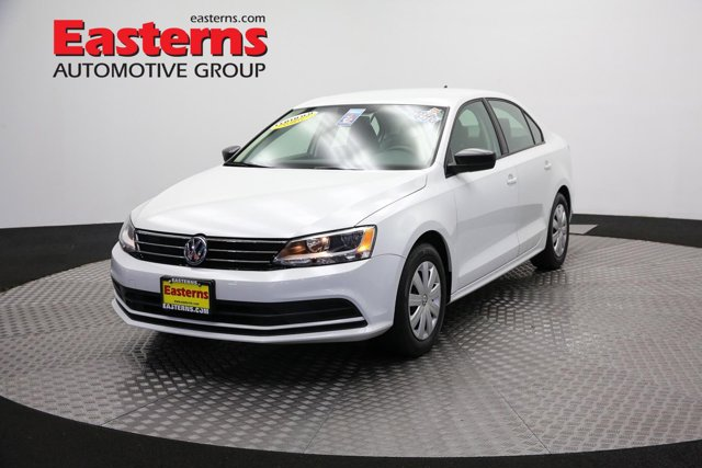 2016 Volkswagen Jetta S Technology 4dr Car
