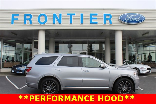 Used 2018 Dodge Durango in Anacortes, WA