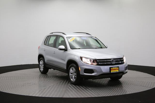 2017 Volkswagen Tiguan for sale 122838 43
