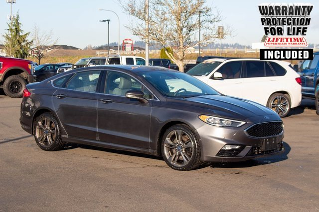 Used 2017 Ford Fusion in Sumner, WA