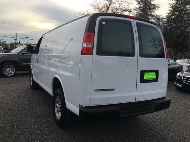 New 2017 Chevrolet Express Cargo Van RWD 2500 135