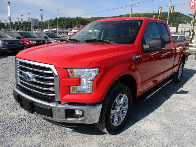 Used 2015 Ford F-150 in Fort Payne, AL