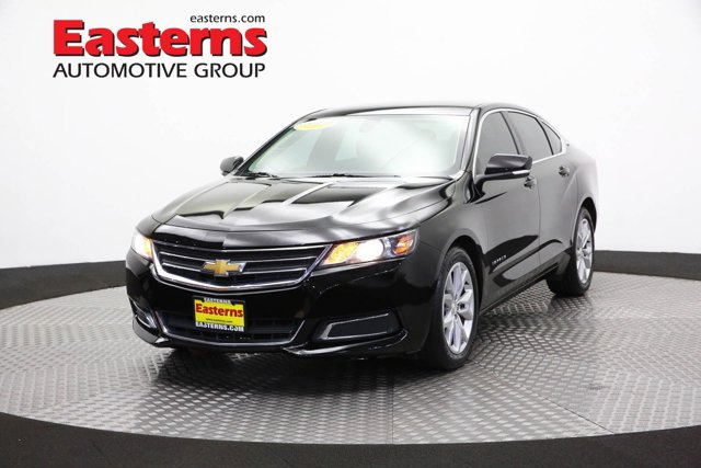 2017 Chevrolet Impala LT 4dr Car