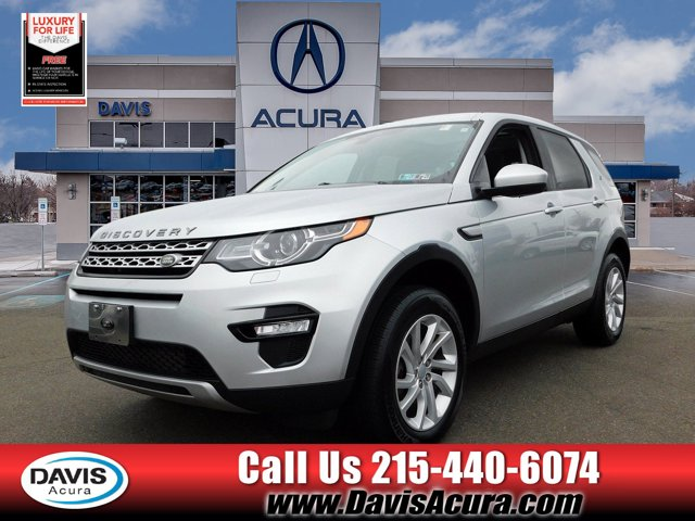 Used 2016 Land Rover Discovery Sport in Langhorne, PA