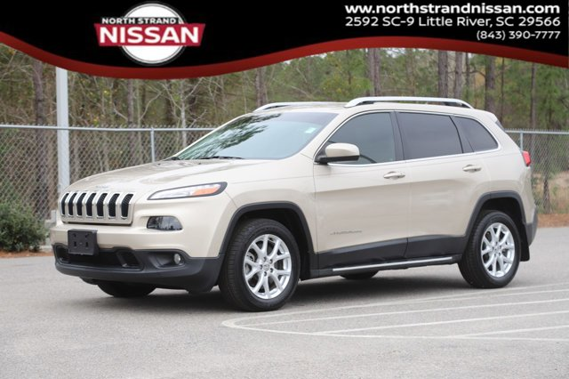 Used 2015 Jeep Cherokee in Little River, SC