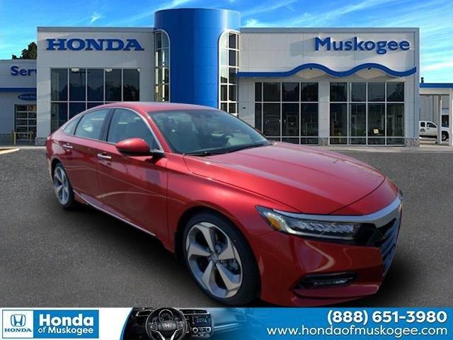 New 2019 Honda Accord Sedan in Muskogee, OK