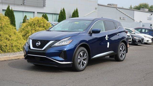 2020 Nissan Murano S AWD S Regular Unleaded V-6 3.5 L/213 [12]