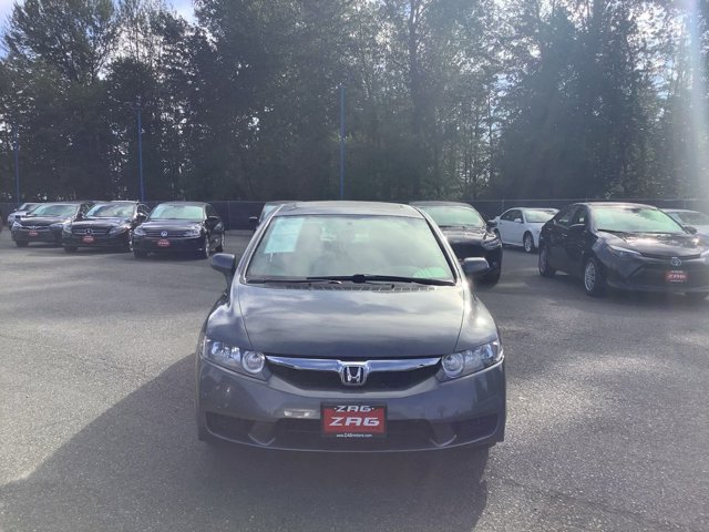 Used 2009 Honda Civic Sdn 4dr Auto EX
