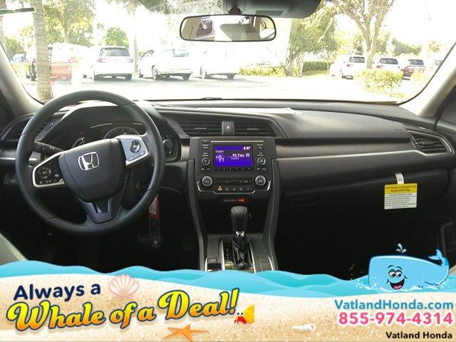 New 2020 Honda Civic Sedan in Vero Beach, FL