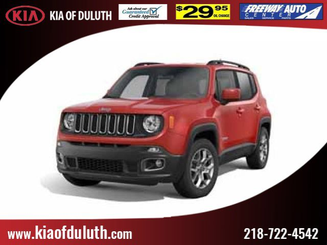 Used 2017 Jeep Renegade in Duluth, MN