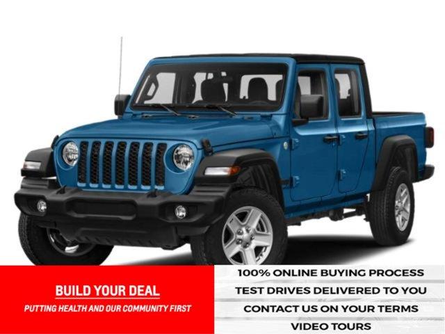 2021 Jeep Gladiator | WILLYS 4x4 | NAV | HEATED SEATS | Willys 4x4 Regular Unleaded V-6 3.6 L/220 [0]