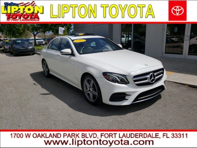 Used 2017 Mercedes-Benz E-Class in Ft. Lauderdale, FL