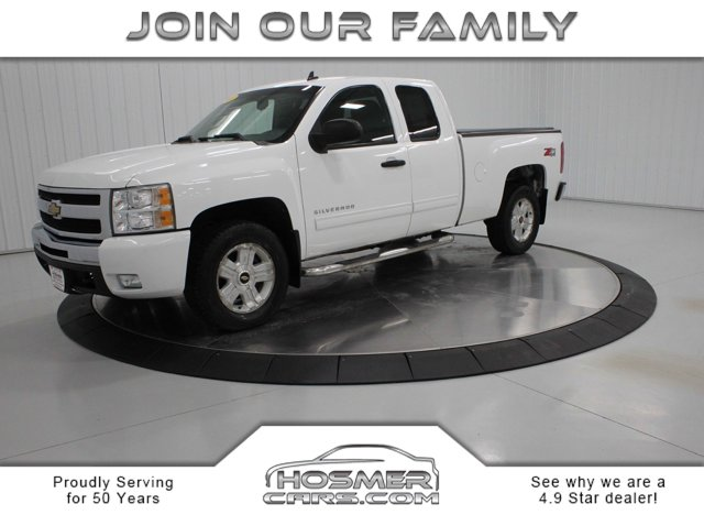 Used 2011 Chevrolet Silverado 1500 in Mason City, IA