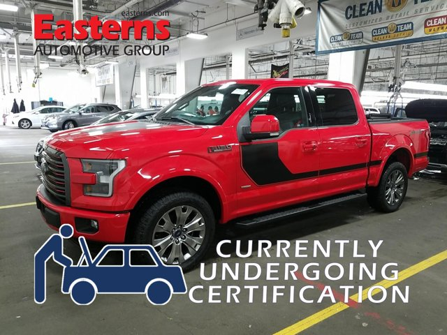 2016 Ford F-150 Lariat Luxury Sport Special Edition Crew Cab Pickup