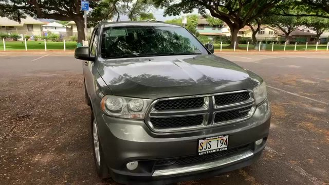 Used 2011 Dodge Durango in Honolulu, Pearl City, Waipahu, HI