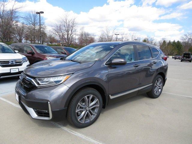 New 2020 Honda CR-V Hybrid in Charlottesville, VA