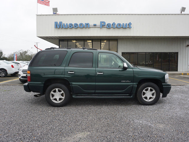 Used 2001 GMC Yukon Denali in New Iberia, LA